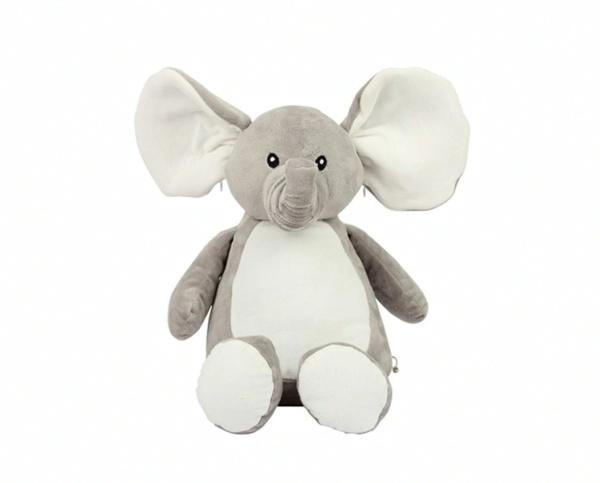 Geboorteknuffel - olifant