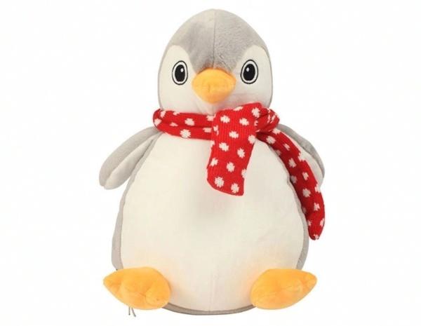 Geboorteknuffel - pinguïn
