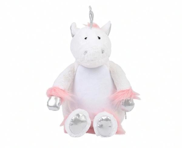 Geboorteknuffel - eenhoorn