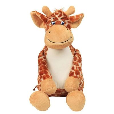 Geboorteknuffel - giraf