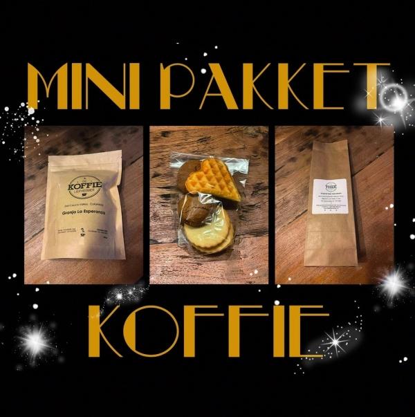 Mini pakket koffie